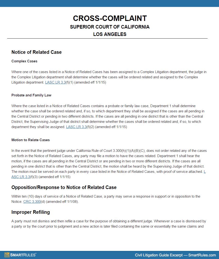 ca-cross-complaint