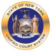 NY State Court Seal