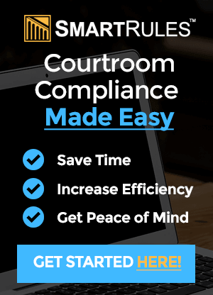 Courtroom Compliance