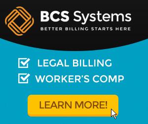bcs legal billing